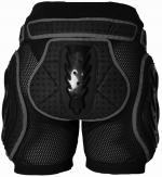 Защитные шорты Black Flame