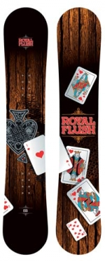 Сноуборд Royal Flush 2015